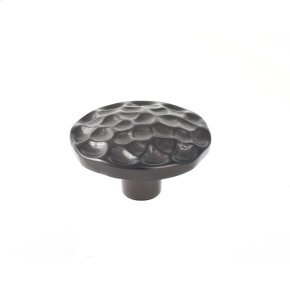 Oil Rubbed Bronze Pomegranate Round Knob 1 3/4 Inch