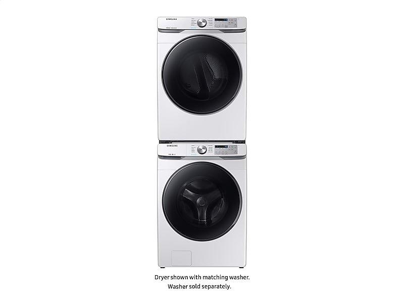 DVG45R6100W in White by Samsung in Woodruff, WI - DV6100 7 5 cu  ft