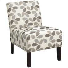 Flora Accent Chair in Beige