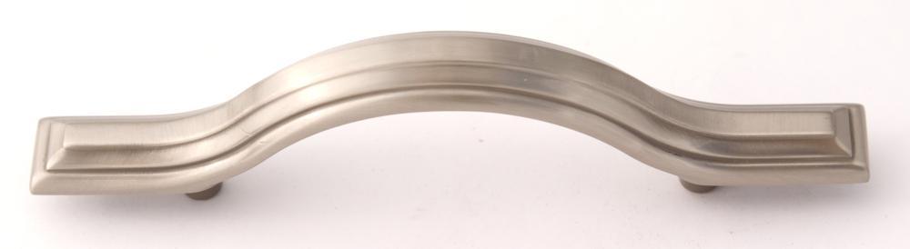 Geometric Pull A1510-3 - Satin Nickel