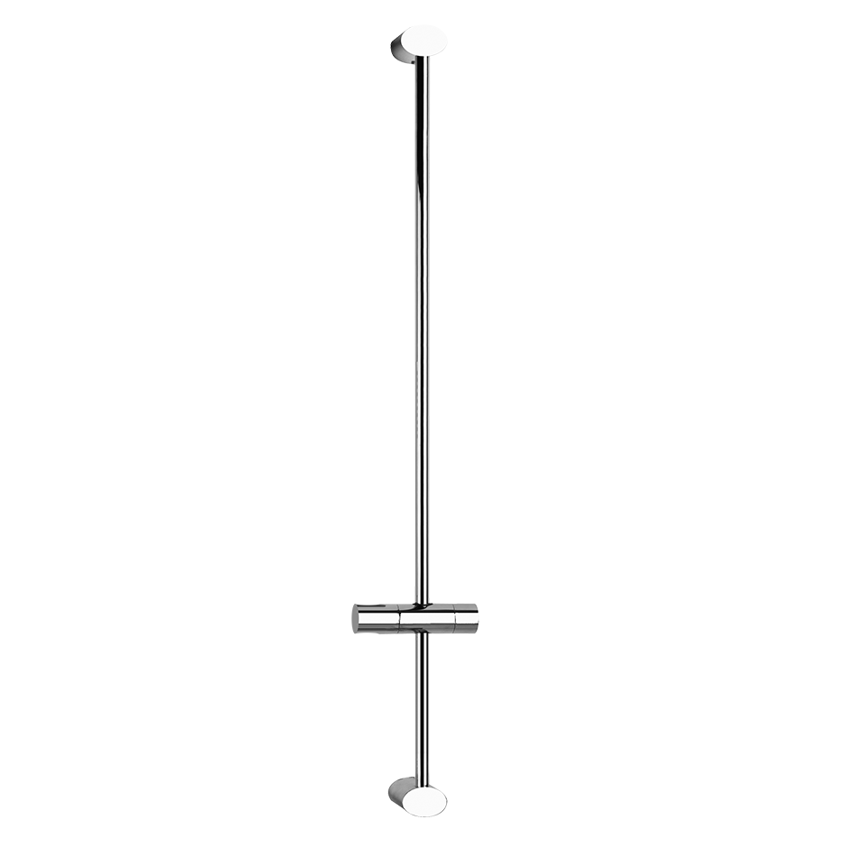 Handshower sliding rail only Pivotable hook Requires handshower 23154 or 14376, flex hose 01637 and wall elbow 26969
