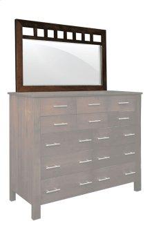 East Village Bureau Mirror, Large