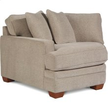 Meyer Sectional Right-Arm Sitting Cuddler