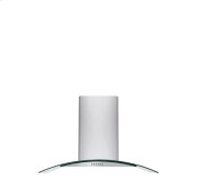 Frigidaire 30'' Glass Canopy Wall-Mount Hood Product Image