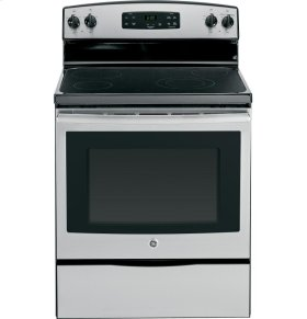 """GE® 30"""" Free-Standing Electric Range (CLEARANCE 670Q)"""