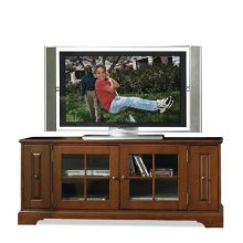 Visions 64-Inch TV Console Bordeaux Cherry finish