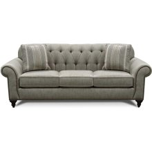Evan Sofa with Nails 8N05N