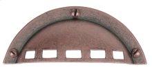D Modern Craftsman Cup Pull 3 1/4 Inch (c-c) - Copper