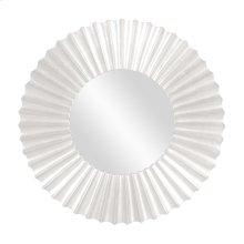 Olivia Mirror - Glossy White