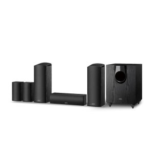 Onkyo5.1.2-Channel Home Theater Speaker System
