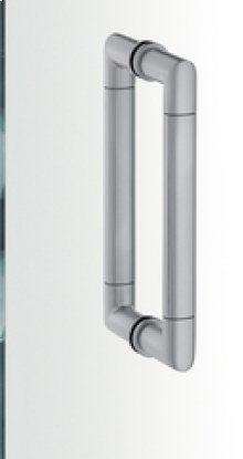 Steel Pull for Glass Door