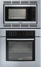 "30"" Combination Wall Oven 800 Series - Stainless Steel HBL8750UC Product Image"