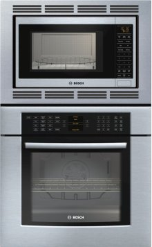 "30"" Combination Wall Oven 800 Series - Stainless Steel HBL8750UC"
