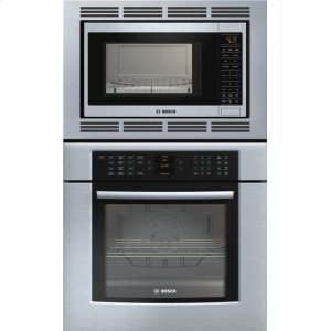 "BOSCH30"" Combination Wall Oven 800 Series - Stainless Steel HBL8750UC"