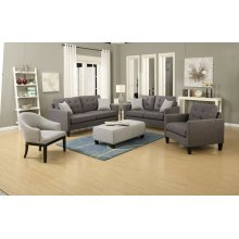 Draper Sofa, Loveseat, Chair & Ottoman, U7070