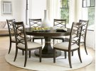 Round Dining Table - Hollywood Hills Product Image