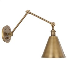 Alloy Wall Sconce