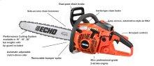 CS-450P 45.0cc Professional Cutting System Chain Saw