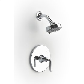 Polished Chrome River (Series 17) Shower Trim