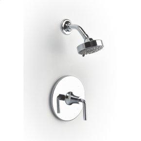 Polished Chrome River (Series 17) Shower Trim