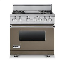 "36"" Sealed Burner Dual Fuel Range, Propane Gas"