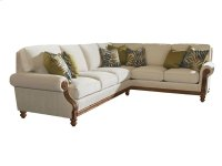 West Shore Left Arm Facing Love Seat Product Image