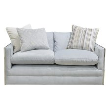 Blue Loveseat (Infinity Sky)