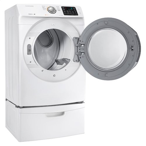 DV5000 7.5 cu. ft. Electric Front Load Dryer (White)