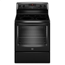 6.2 cu. ft. capacity electric range with Dual-Choice element