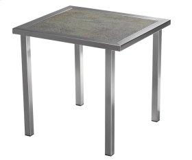 Lugano Slate Rectangular End Table