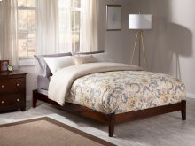 Concord King Bed in Walnut