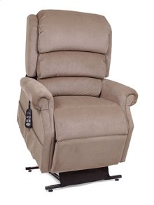 Large Power Lift Recliner in an Upgraded UltraLeather Cover