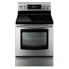 5.9 cu. ft. Freestanding Flex Dual Oven with Radiant Electric Range