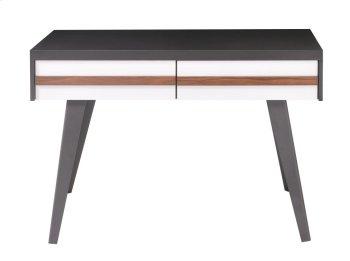 Emerald Home Modern Home Desk Matt Black H2330 Product Image