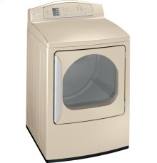 GE Profile High-Efficiency 7.1 Cu. Ft. King-size Capacity Gas Dryer