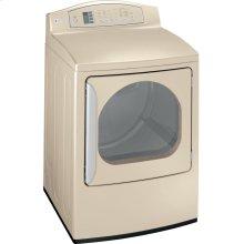 GE Profile High-Efficiency 7.1 Cu. Ft. King-size Capacity Gas Dryer