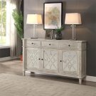 3 Drw 3 Dr Credenza Product Image