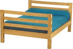Queen lower bed