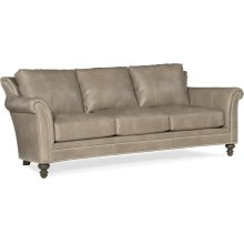 Bradington Young Richardson Stationary Sofa 8-Way Tie 866-95