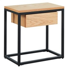 Lance Accent Table in Oak