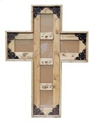4x6 Cross Picture Frame Product Image