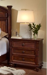 Compass Rose Nightstand Product Image