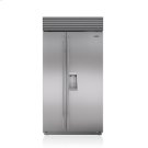 "42"" Classic Side-by-Side Refrigerator/Freezer with Dispenser Product Image"