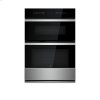 """Noir 30"""" Microwave/wall Oven With Multimode(r) Convection System"""