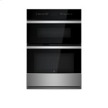 "NOIR 30"" Microwave/Wall Oven with MultiMode(R) Convection System"