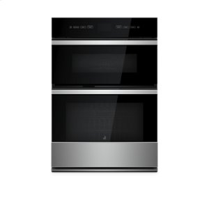 "Jenn-AirNOIR 30"" Microwave/Wall Oven with MultiMode® Convection System"