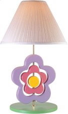 Hippie Spinning Flower Lamp, Pastel E27 Cfl 23 Product Image