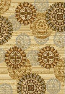 Affinity Sundial Ivory Rugs