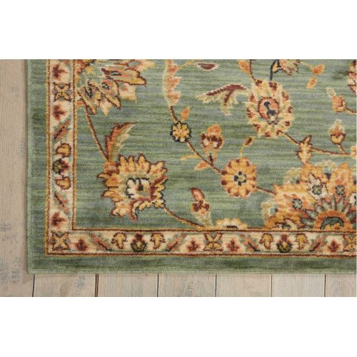 Kathy Ireland® Home Ancient Times Bab05 Teal