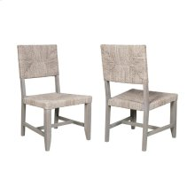 RUSH DINING CHAIR - Set of 2